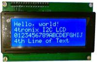 I2C LCD Module