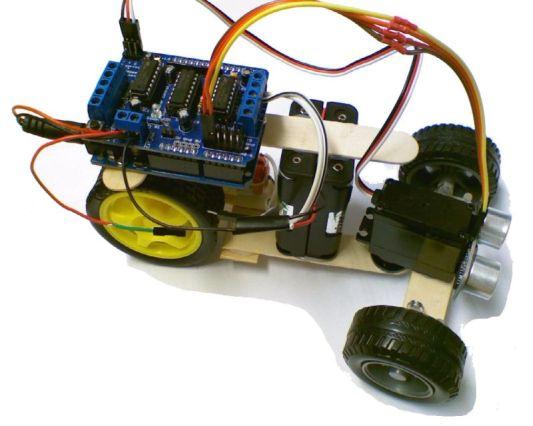 Tronix arduino
